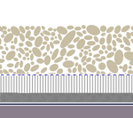 Purple-Roof green roof construction specfication (retention & detention) - gravel only