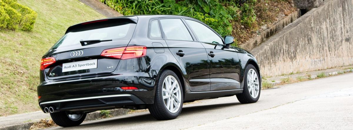Audi A3 Sportback 2018: el híbrido que estabas buscando