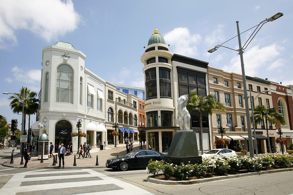 Where to stay in LA? Beverly Hills is glamorous, but a bit soulless