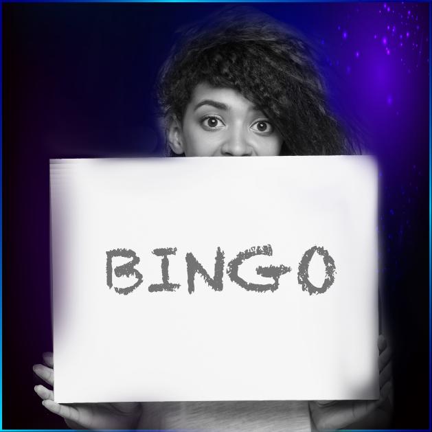 Bingo Night banner
