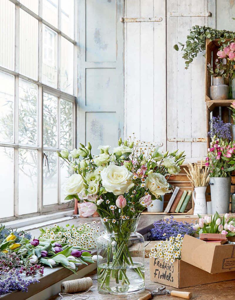 Freddie S Flowers Fresh Flowers Weekly Delivered To Your Door