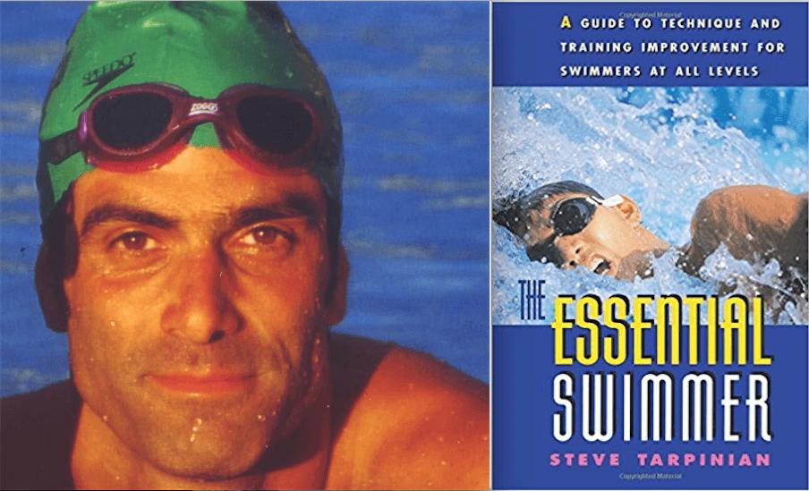 swimming and triathlon guru Steve Tarpinian, author of Essential Swimmer