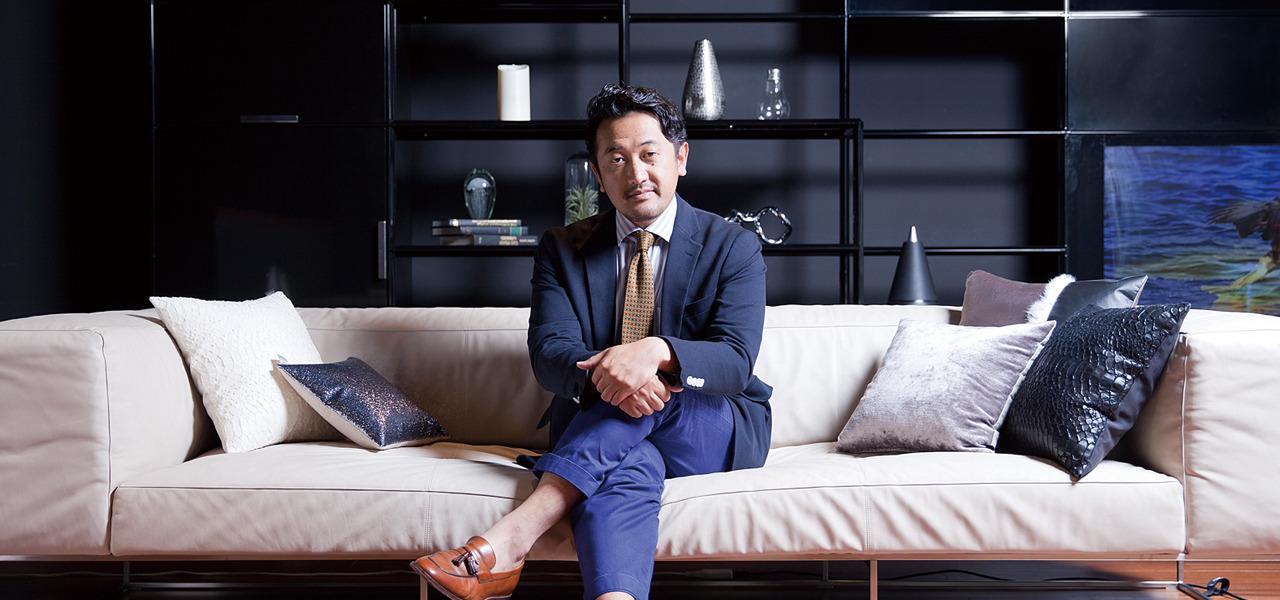 amadana株式会社 熊本浩志 グローバルブランドとして、新たな体験価値を生みだす