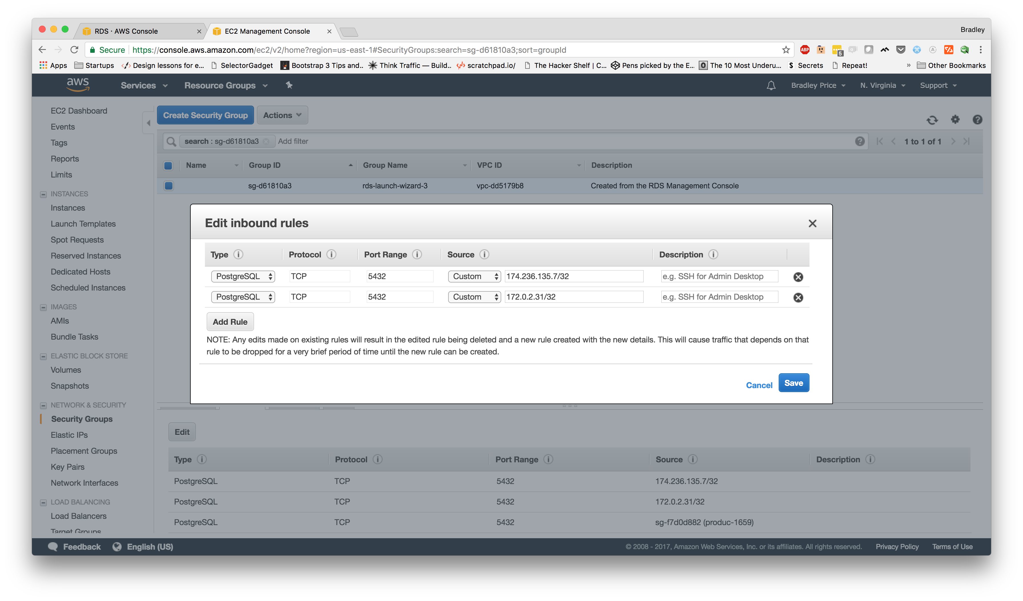Deploying to AWS Part II: Running a Rails app on Fargate