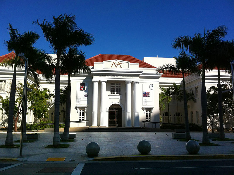 Museo de Arte de Puerto Rico is an awesome point of interest in Puerto Rico