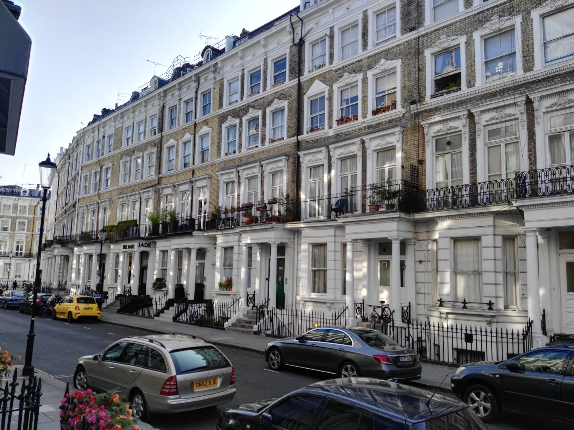 Earl's Court is where to stay in London if you want to stay in a lively residential neighborhood