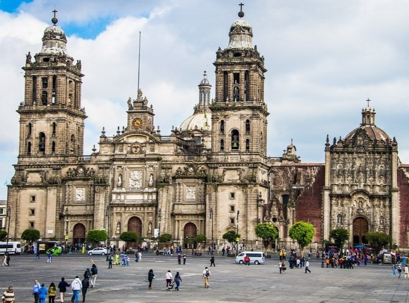 3 Unique Itineraries for 3 Days in Mexico City
