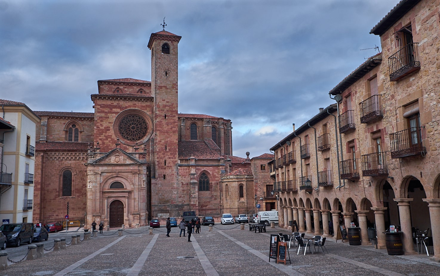 Sigüenza is a beautiful place to visit in Spain