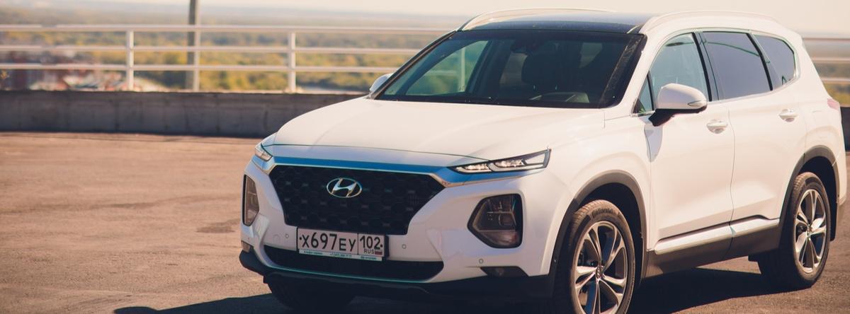 Hyundai Santa Fe: una camioneta familiar cómoda y fácil de conducir