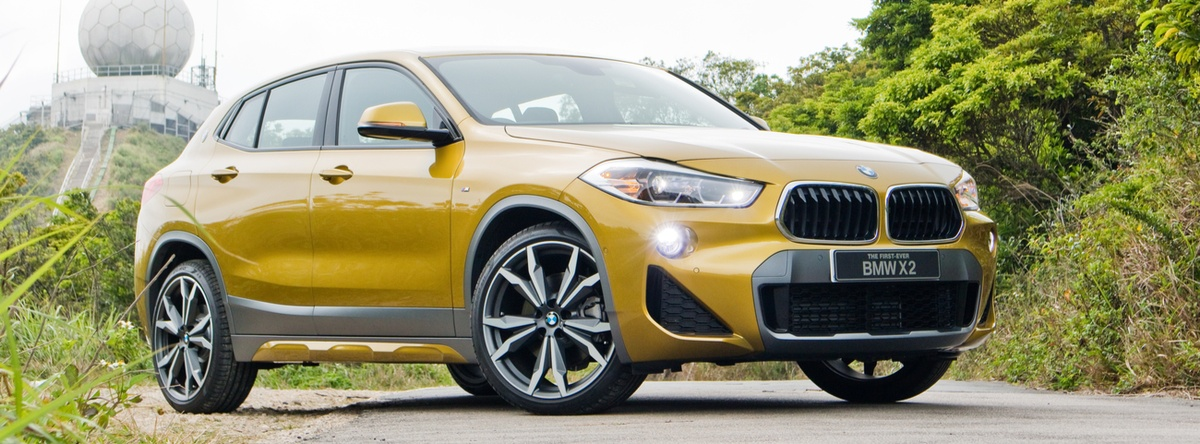 BMW X2 2018: rigidez y fuerza en un solo coche