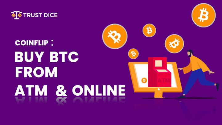 Coinflip: buy bitcoin atm & online