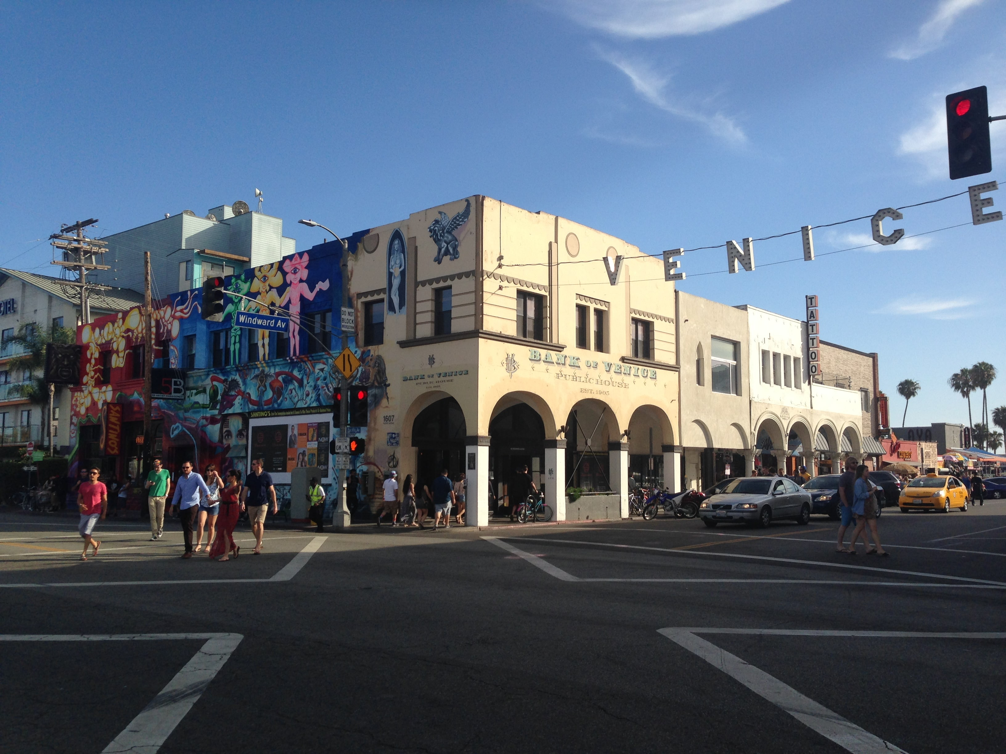 Where to stay in LA? Lively Venice Beach offers all sorts of fun