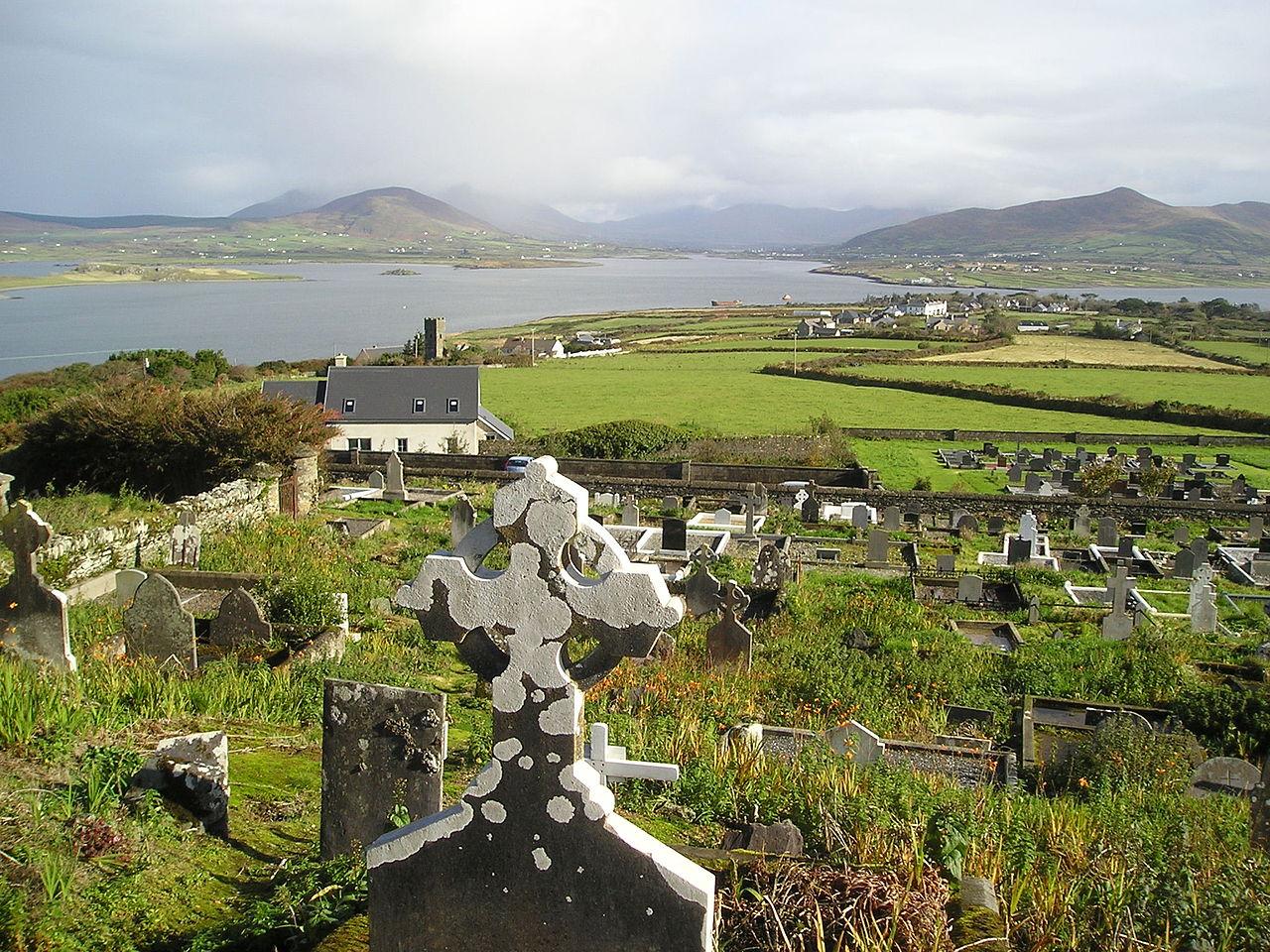 Valentia Island is off the beaten path in Ireland