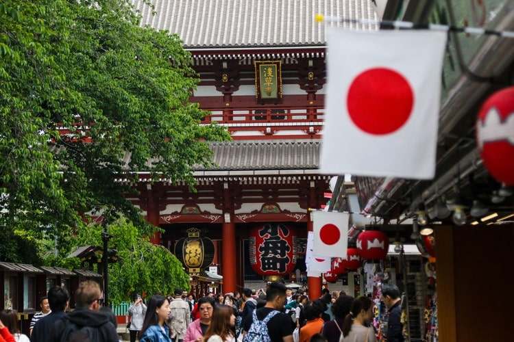Visiting the serene Senso-ji Temple is one of the top 10 things to do in Tokyo