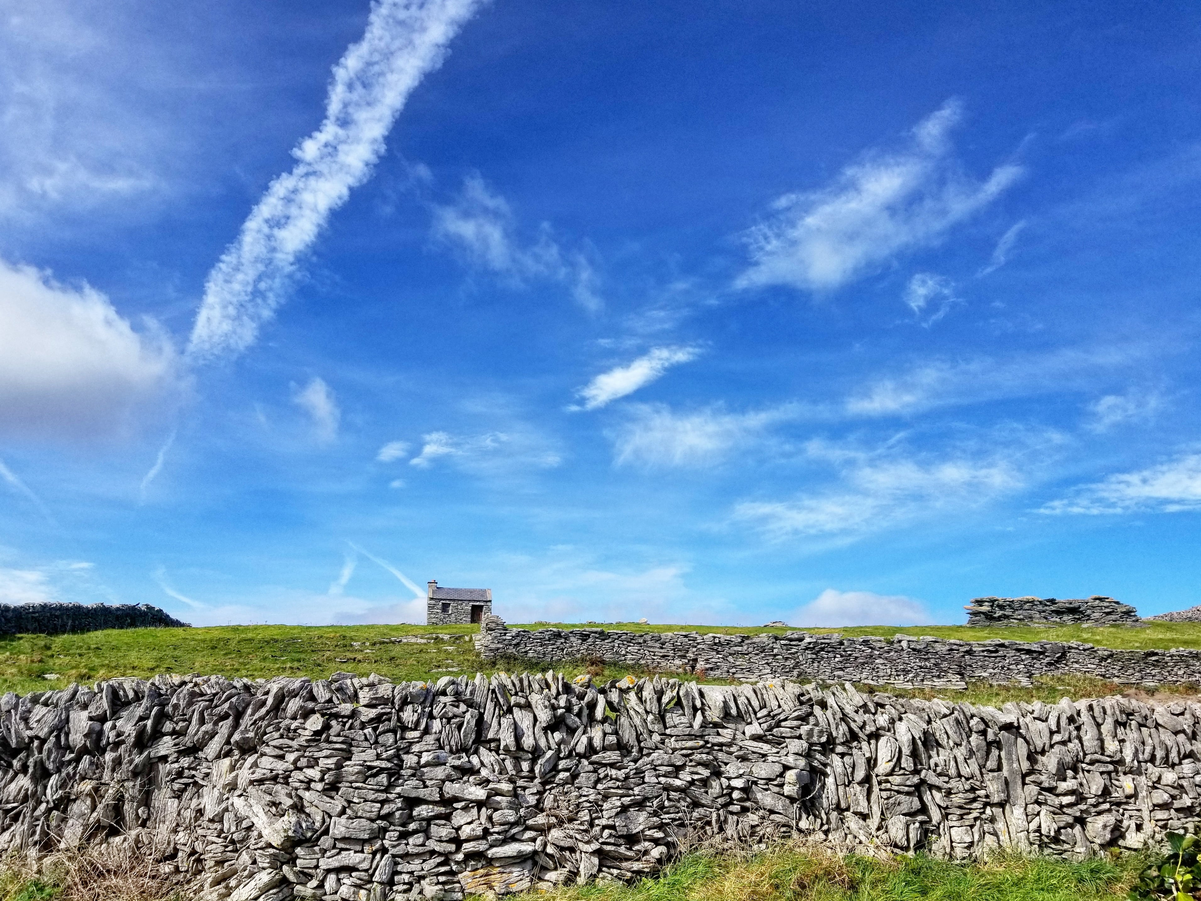 The gorgeous Aran Islands are one of the best places to visit in Ireland
