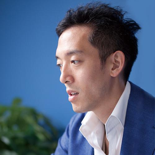 Sansan株式会社の代表のプロフィール写真