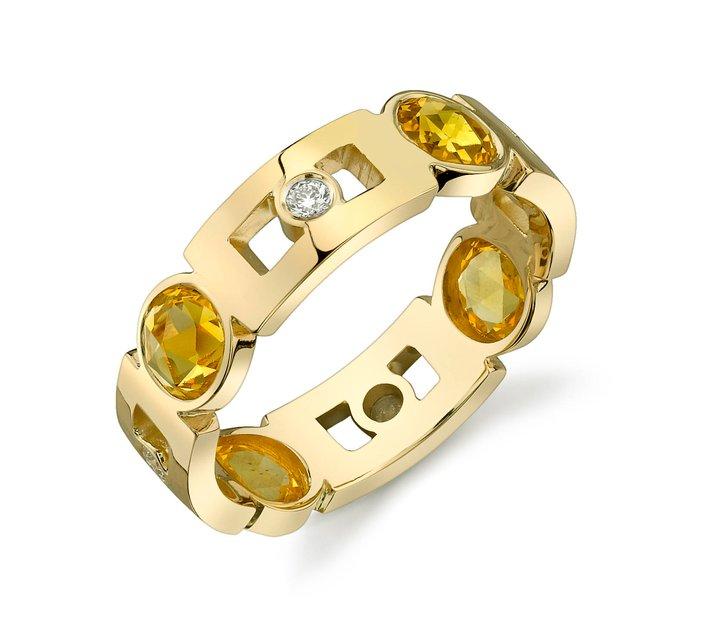 Belle Brooke - Gold Ring