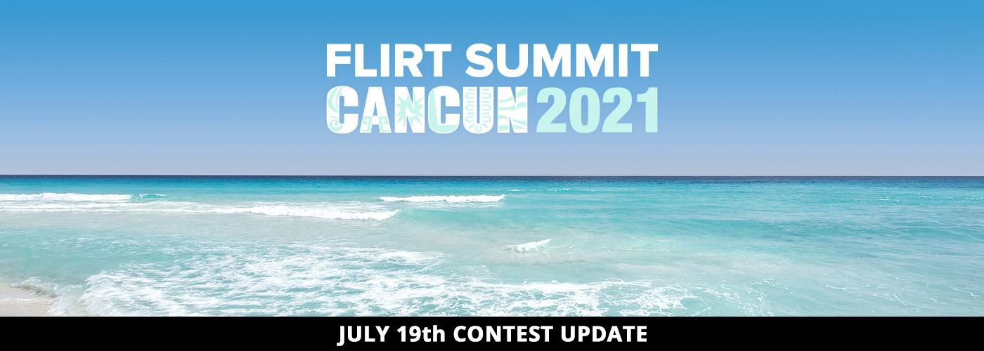 Flirt Guys Battle For July Flirt Summit Prizes