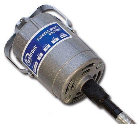Flex shaft parts: motor