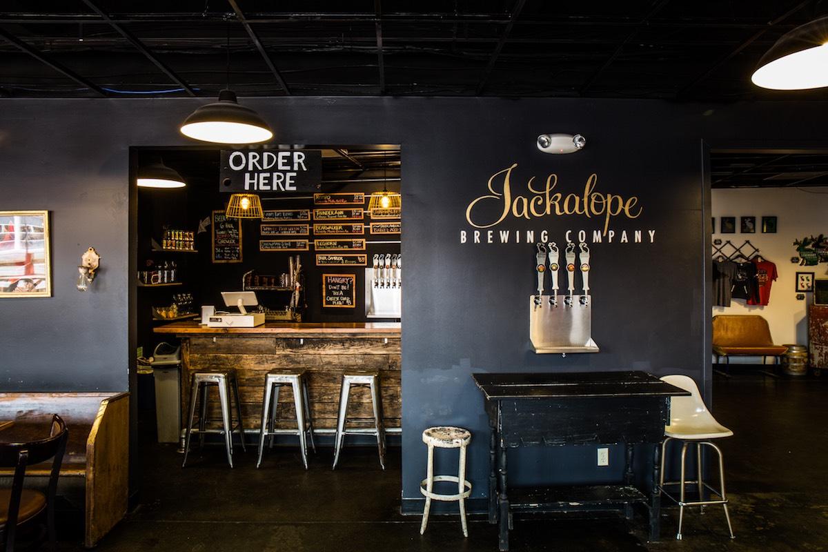Image of Open Doors: Jackalope Brewing Company in Nashville