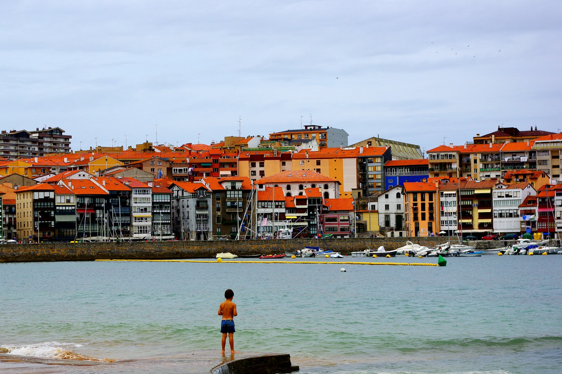 Lekeitio is a beautiful place to visit in Spain