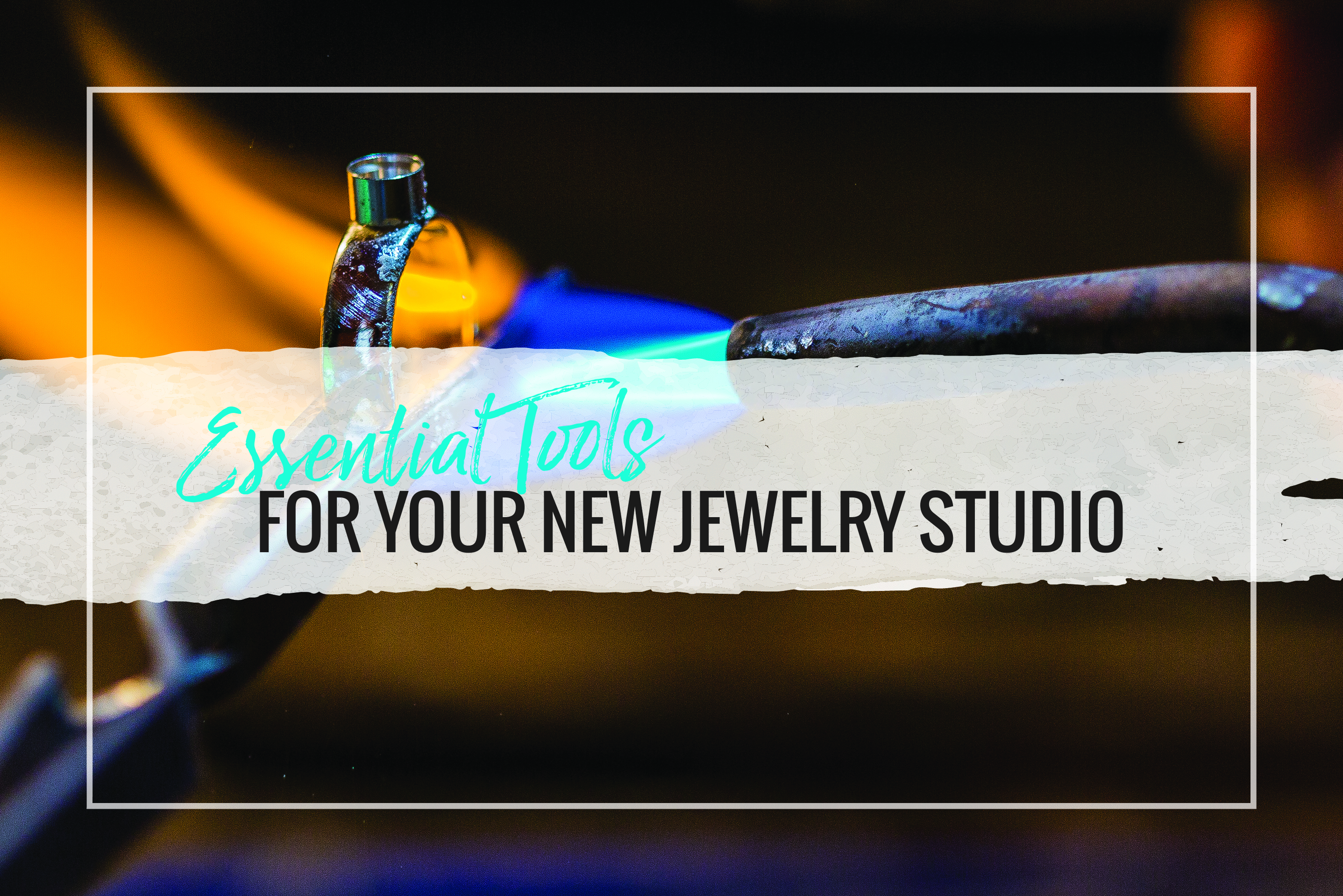 Halstead Jewelry Studio Coordinator Erica Stice lists her recommendations for the most essential tools to get for your new jewelry studio space.