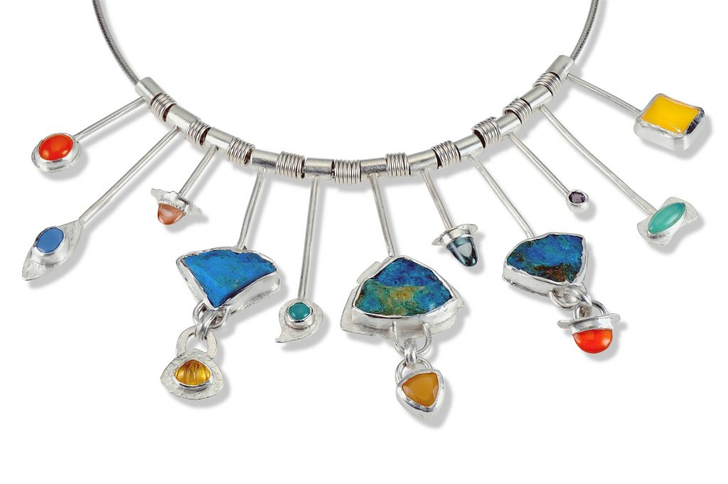 Necklace by Tara Hutch Jewelry