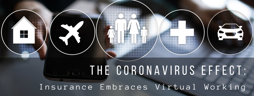 The Coronavirus Effect:  Insurance Embraces Virtual Working | News by Bar List Publishing