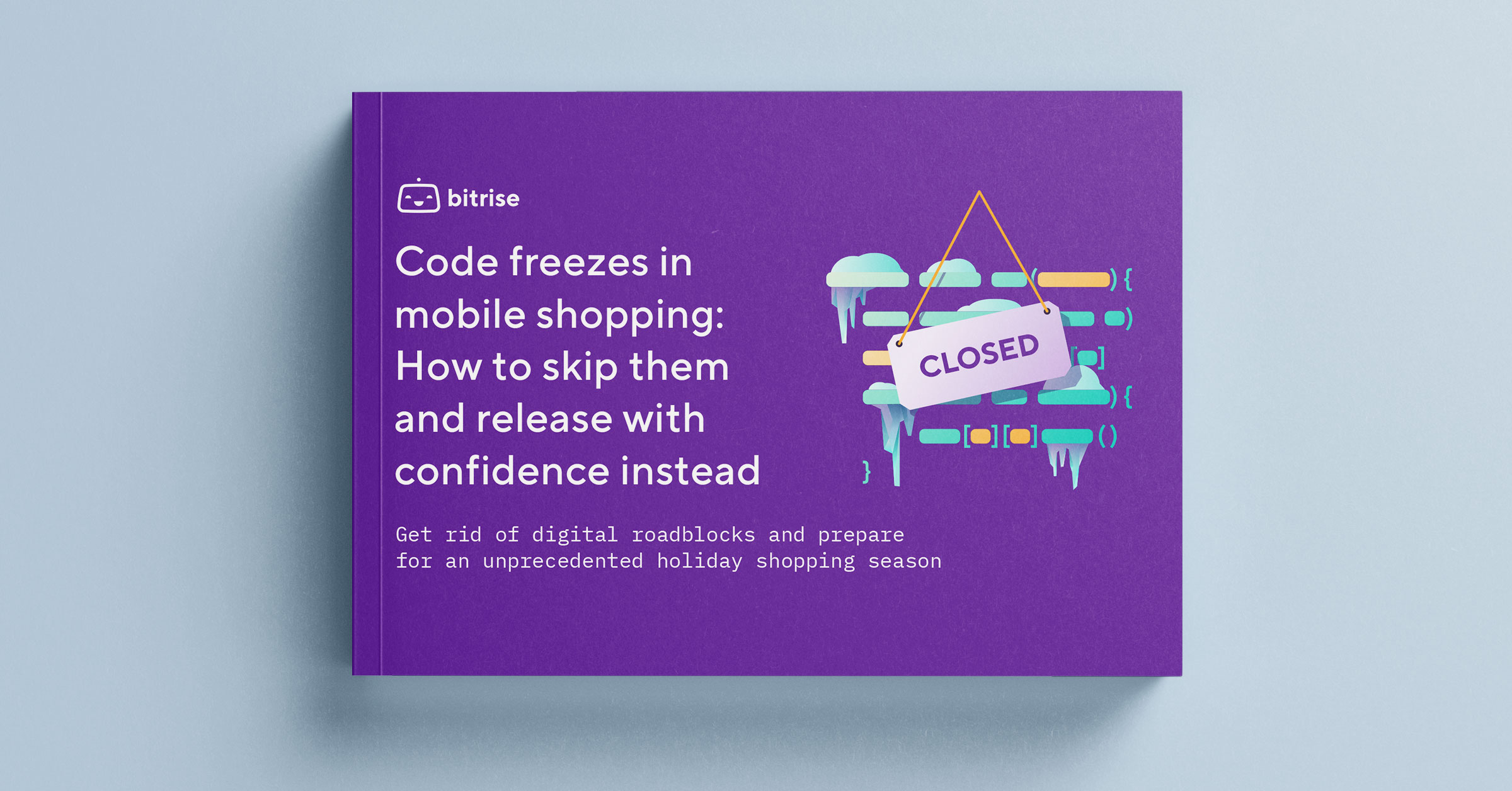 Code freezes in mobile shopping — How to skip them and release with confidence instead