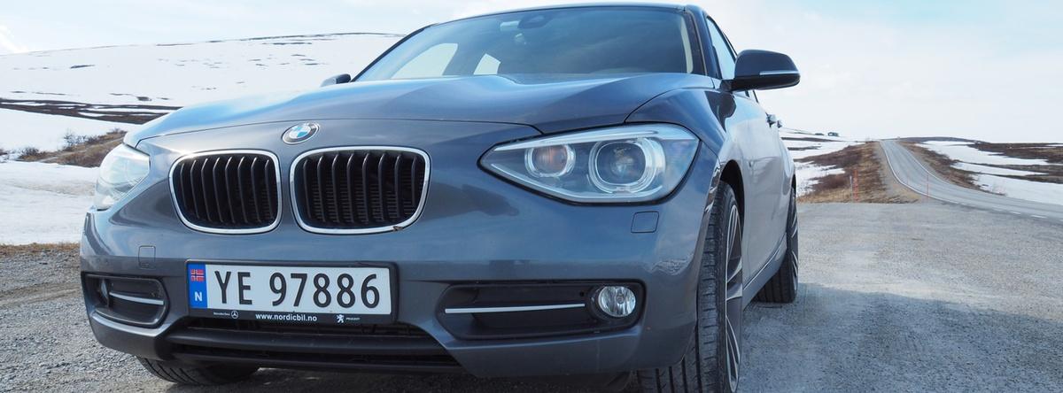 BMW Serie 1 precio México