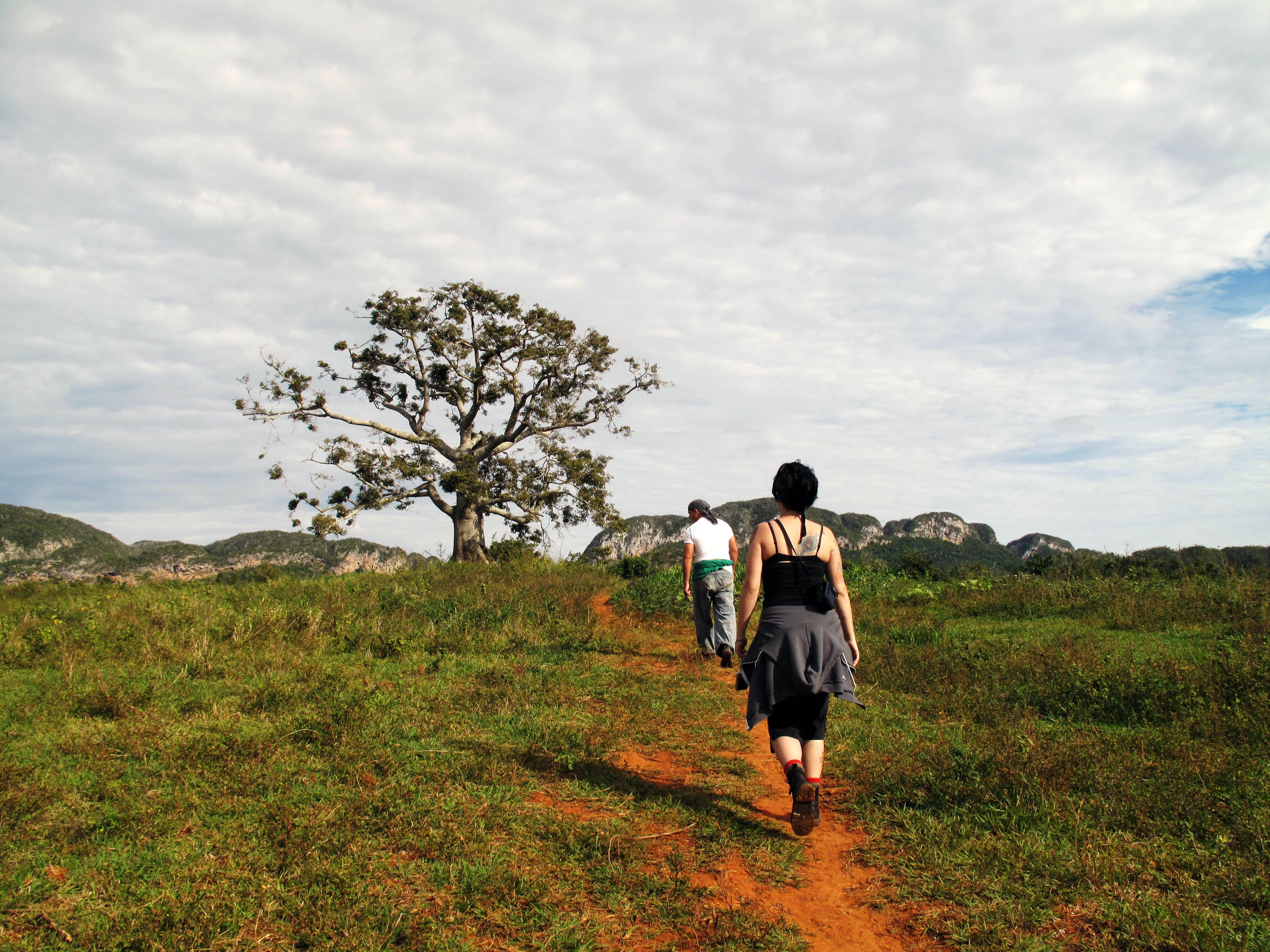 Hiking Cuba