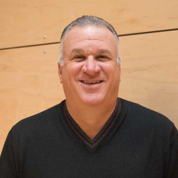 Headshot photo of Chris Magyar