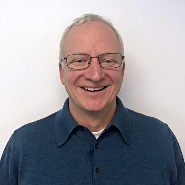 Headshot photo of Rolf Kramer