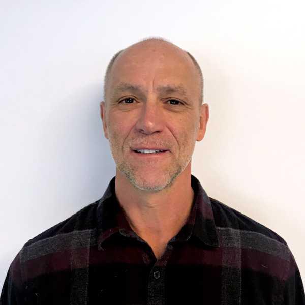 Headshot photo of David Martin