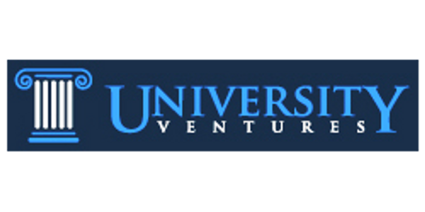 The logo for University Ventures