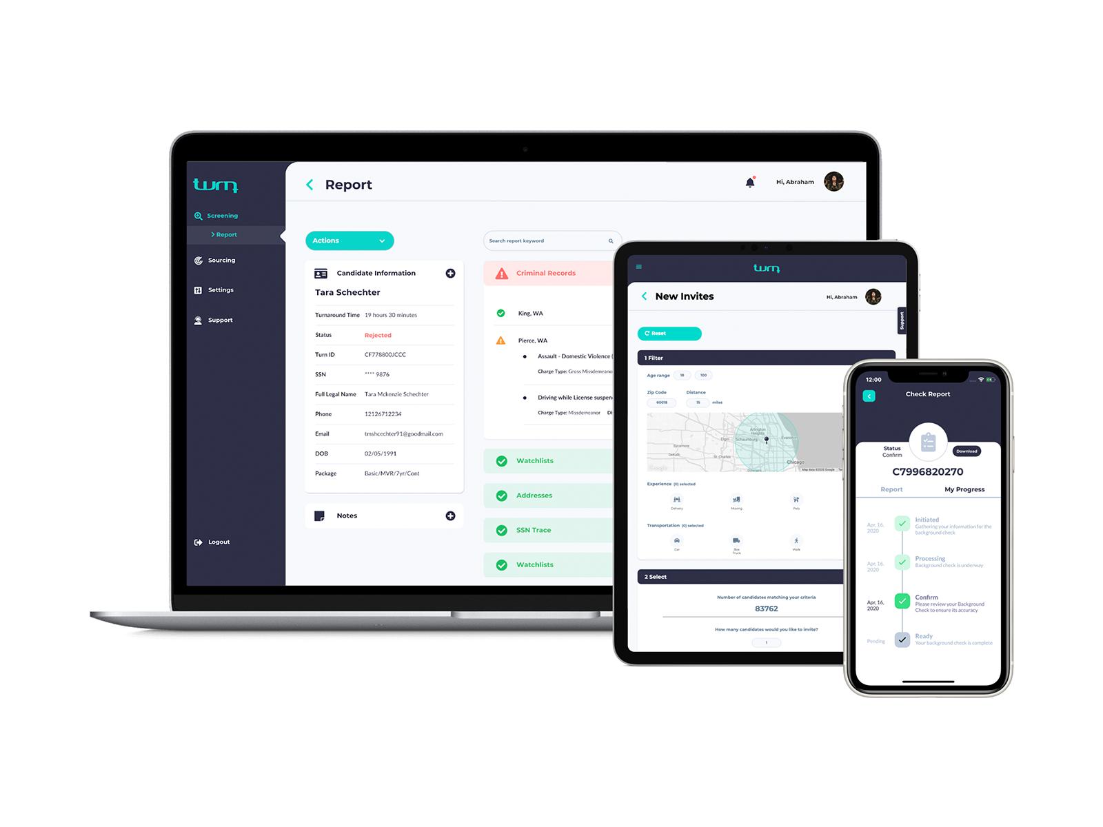 Single, integrated platform