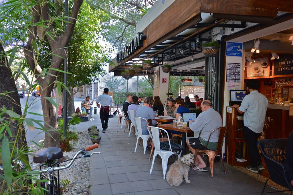 Condesa is a Mexico City must see