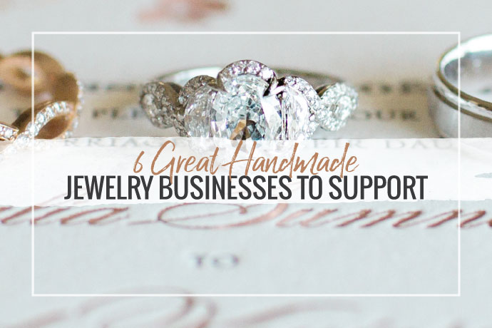 Learn about these 6 great handmade jewelry businesses! They were all finalists in the Halstead Grant, so their design and business plans are on top.