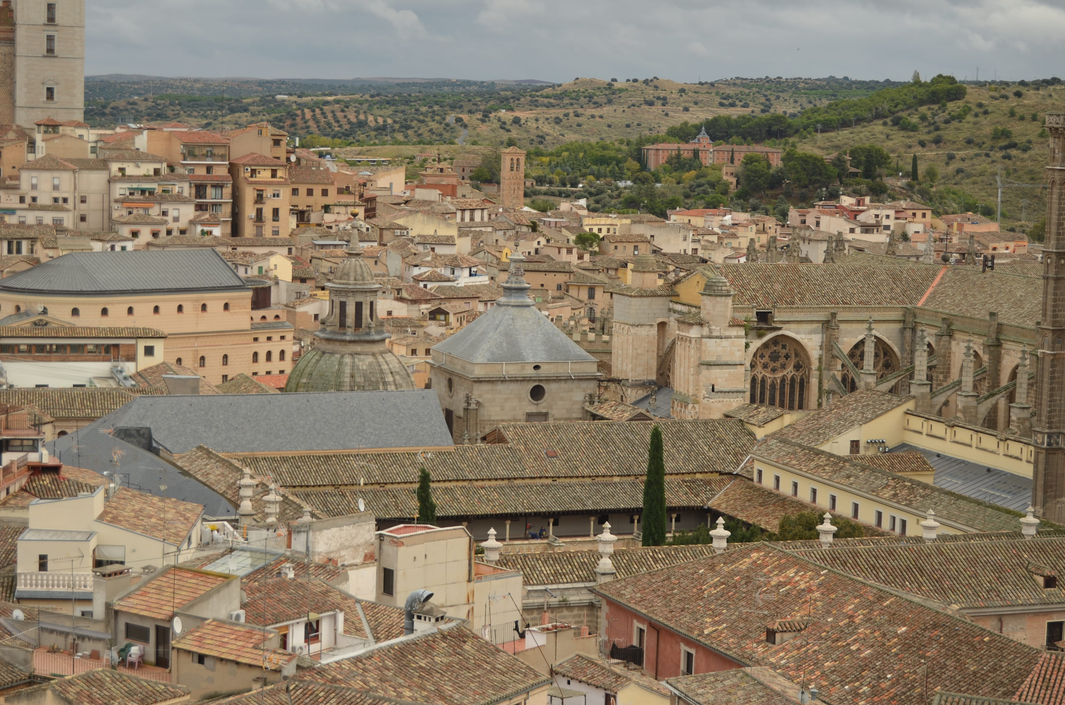 Strolling through Toledo is an awesome thing to do in Spain