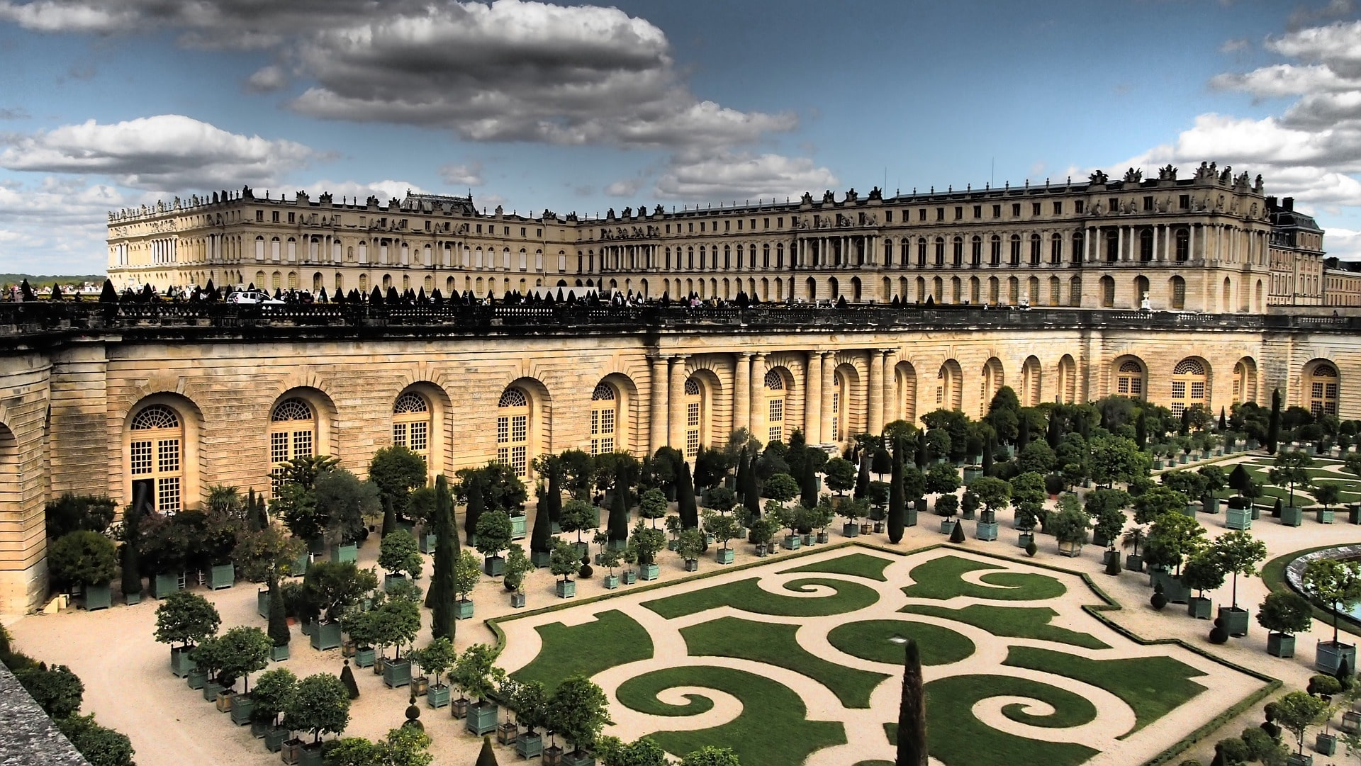 Versailles is one of the most amazing places to visit in France