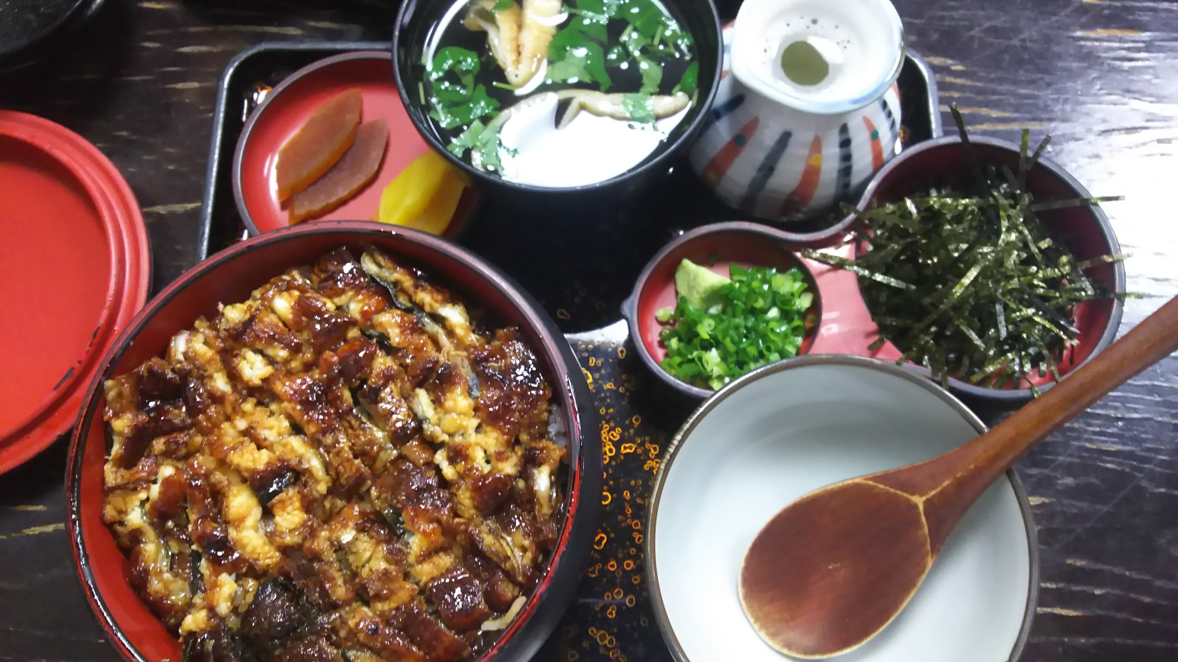 Hitsumabushi in Nagoya is a Japanese destination for foodies