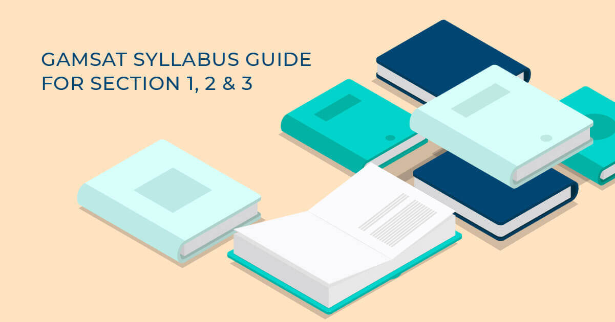 GAMSAT Syllabus Guide for Section 1, 2 & 3 featured image