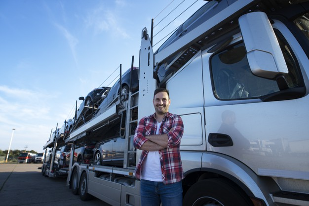 Truckers Share What Their Day Is Like