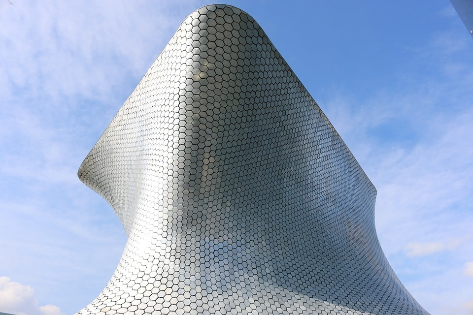 TripAdvisor Mexico City agrees: Museo Soumaya is incredible