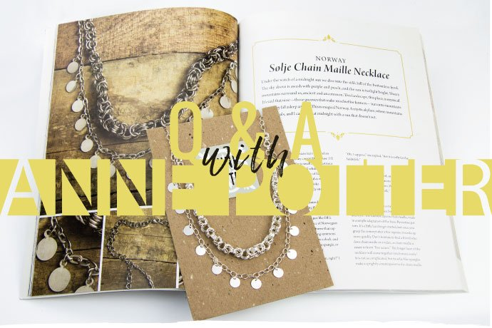 Anne Potter's new digital magazine Global Style Jewelry is full of inspiration and Halstead jewelry findings! Get a sneak peek and subscribe today.