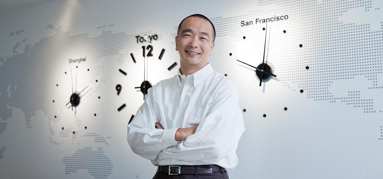 株式会社ペイジェント 上林靖史 リアルとネットの壁を壊して新たなバリューを創りだす