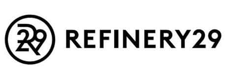 Refinery29 black logo