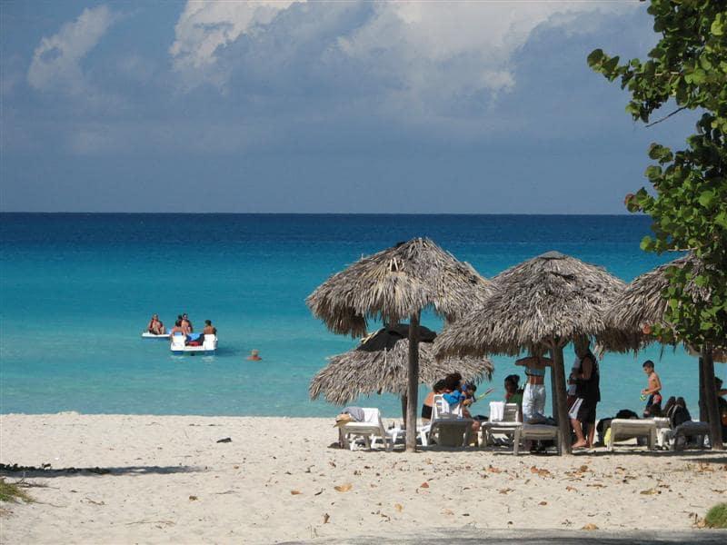 Varadero Beach Playa Paraiso is one of the best Cuba beaches