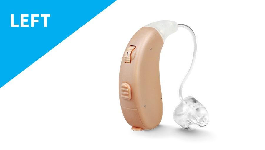 Single AMP | Left Ear Only