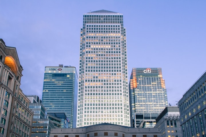 canary wharf gp surgery